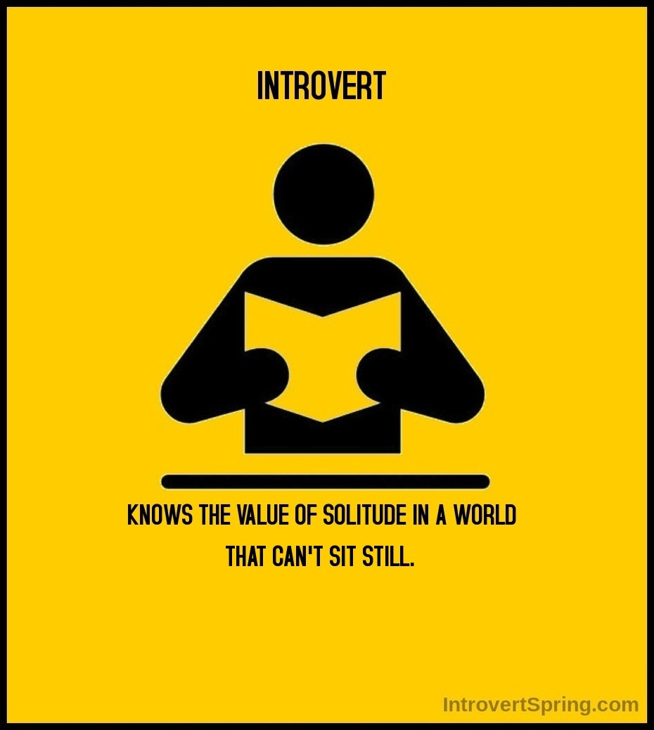 introvert meme solitude
