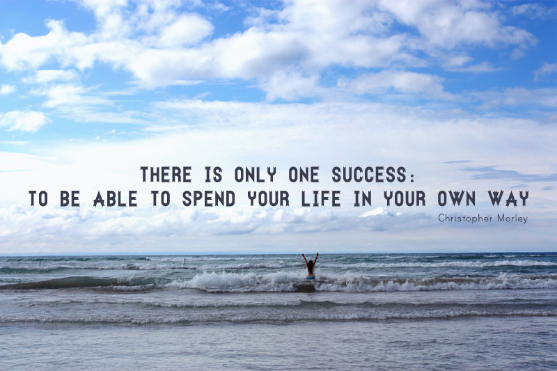 There-is-only-one-success