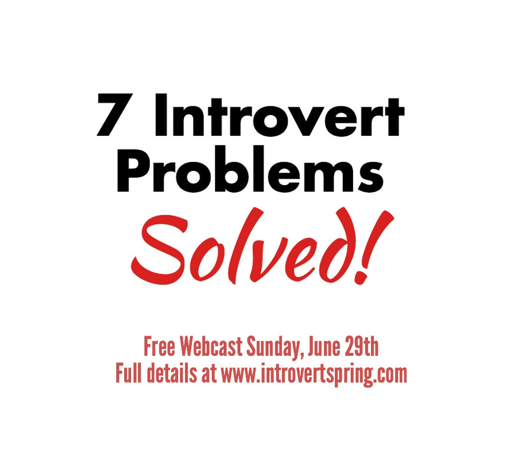 7 introvert problems solved