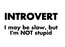 slow introvert