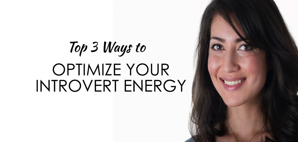 optimize your introvert energy michaela chung