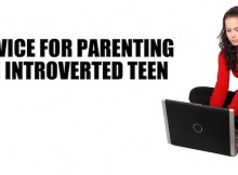 parenting an introverted teenager