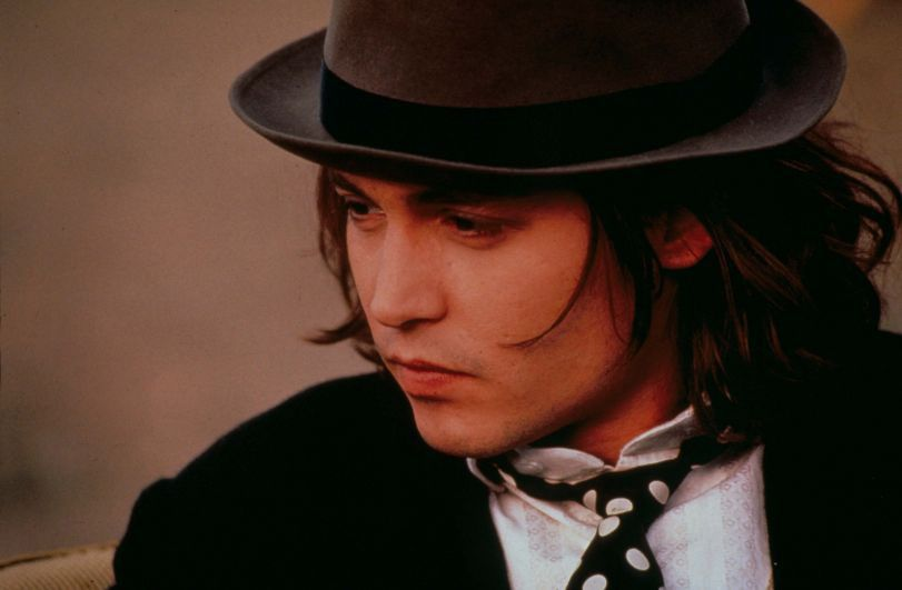Johnny depp introverted man