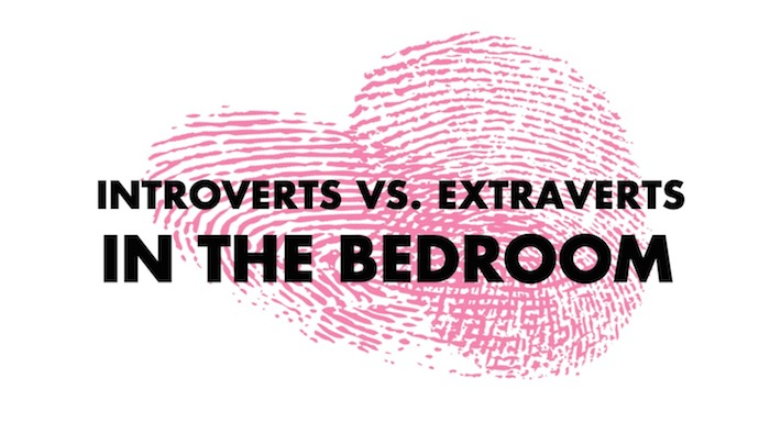 introverts vs extraverts sex