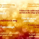 Introvert Affirmations Free Desktop Wallpaper