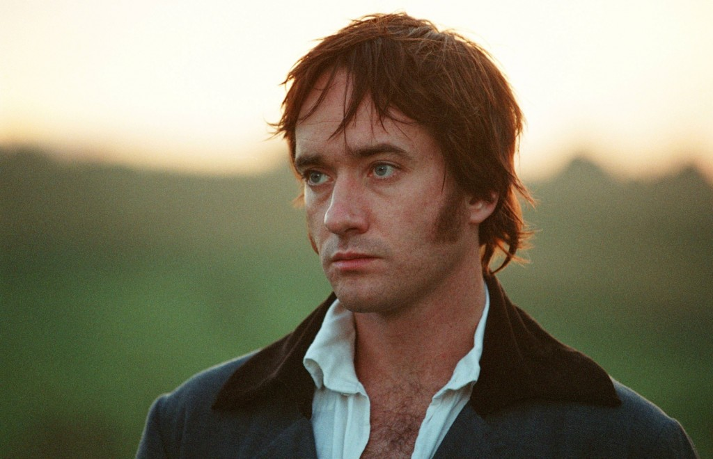 introverted man mr. darcy