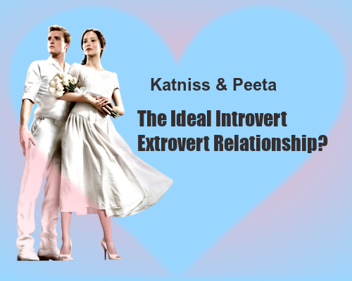 relationship between introvert and extrovert dating