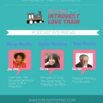 Introvert Talk: Love Train Podcasts
