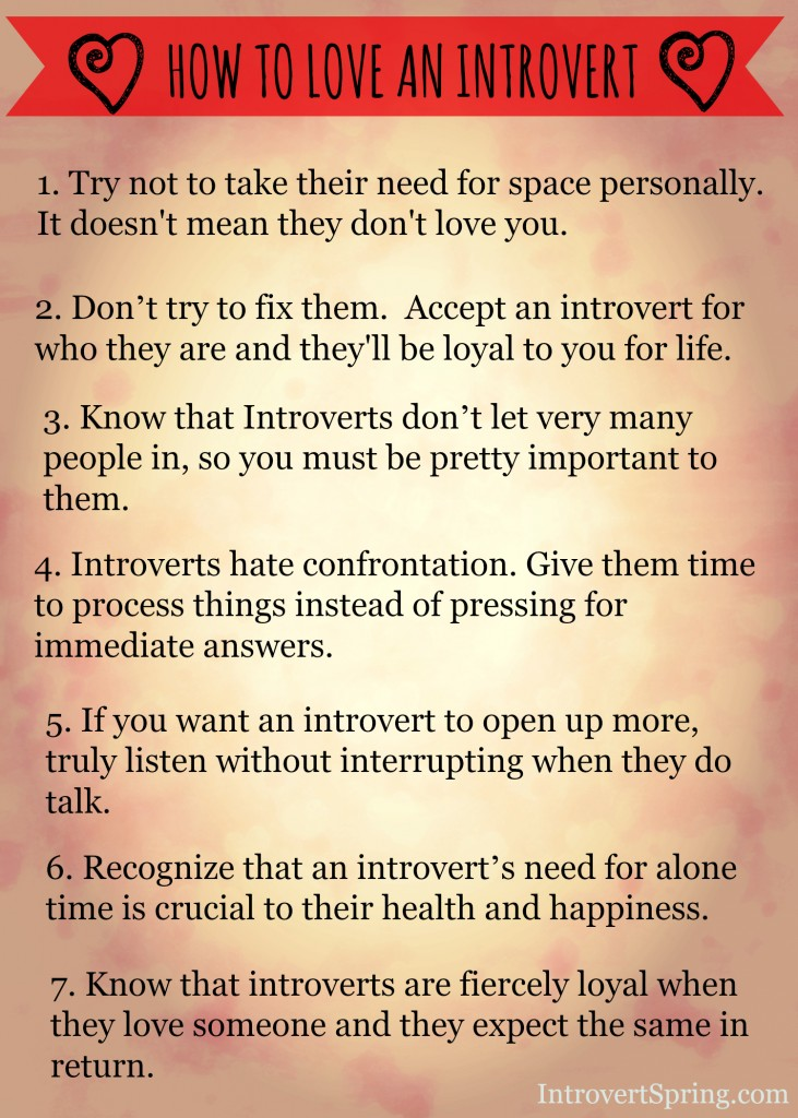 How To Love An Introvert 3