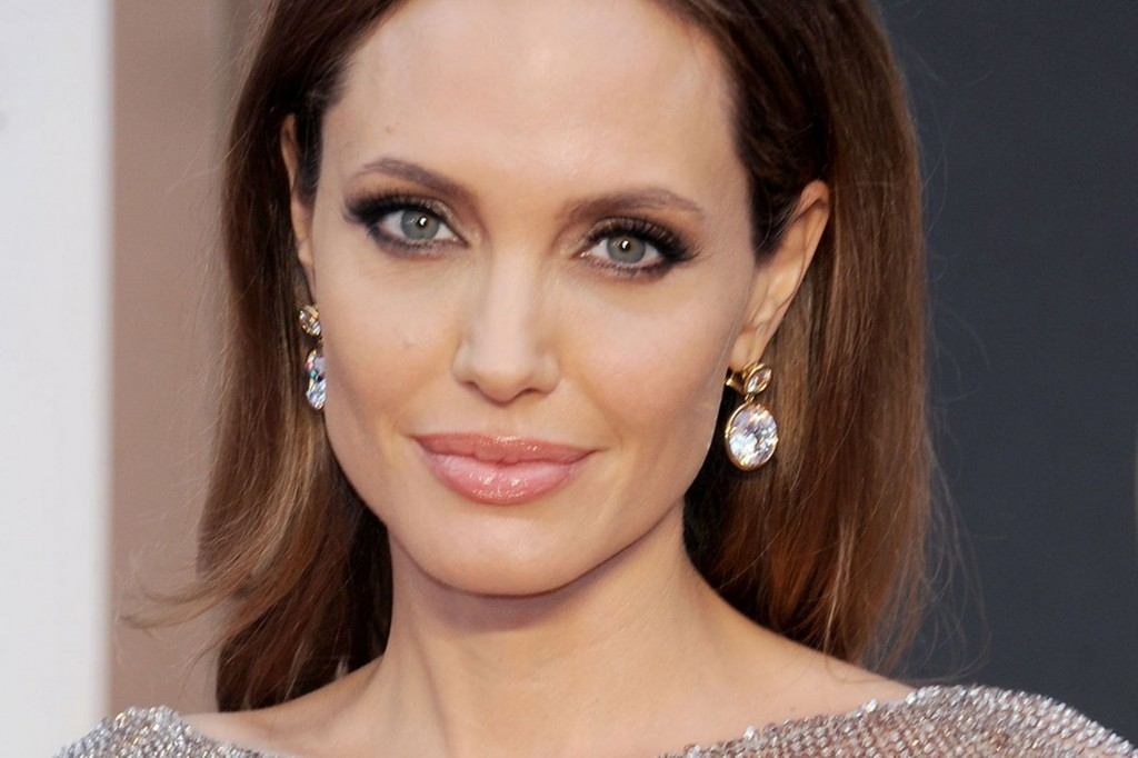 famous introvert angelina jolie