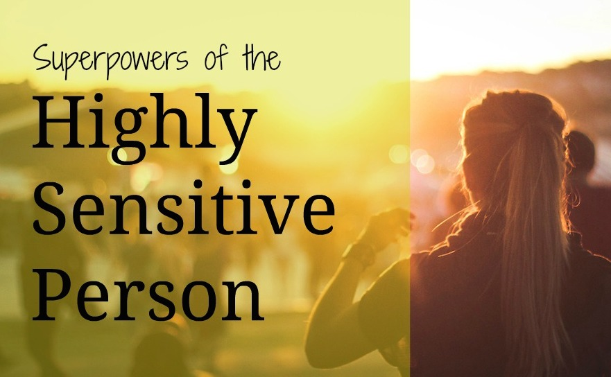 highly sensitive person