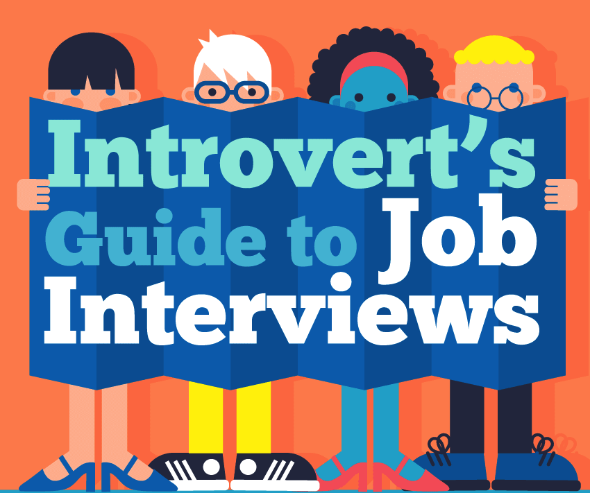 introvert job interview guide