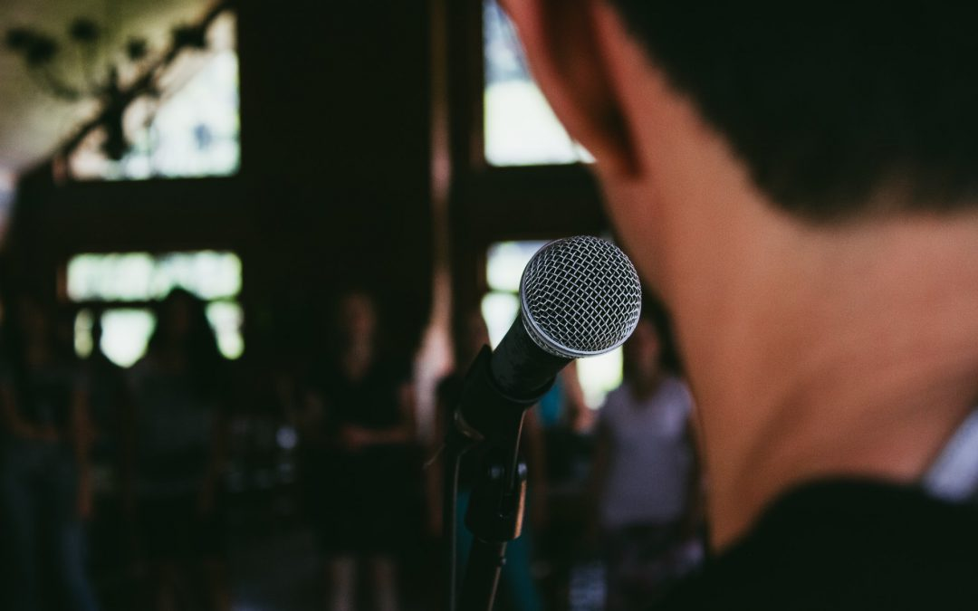 How Can Introverts Get Better at Public Speaking